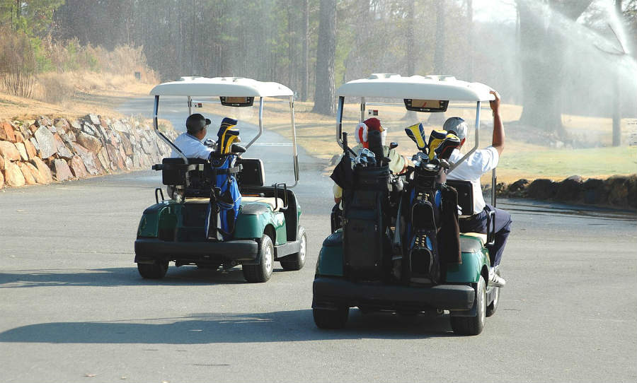 How Much Does A Golf Cart Cost?